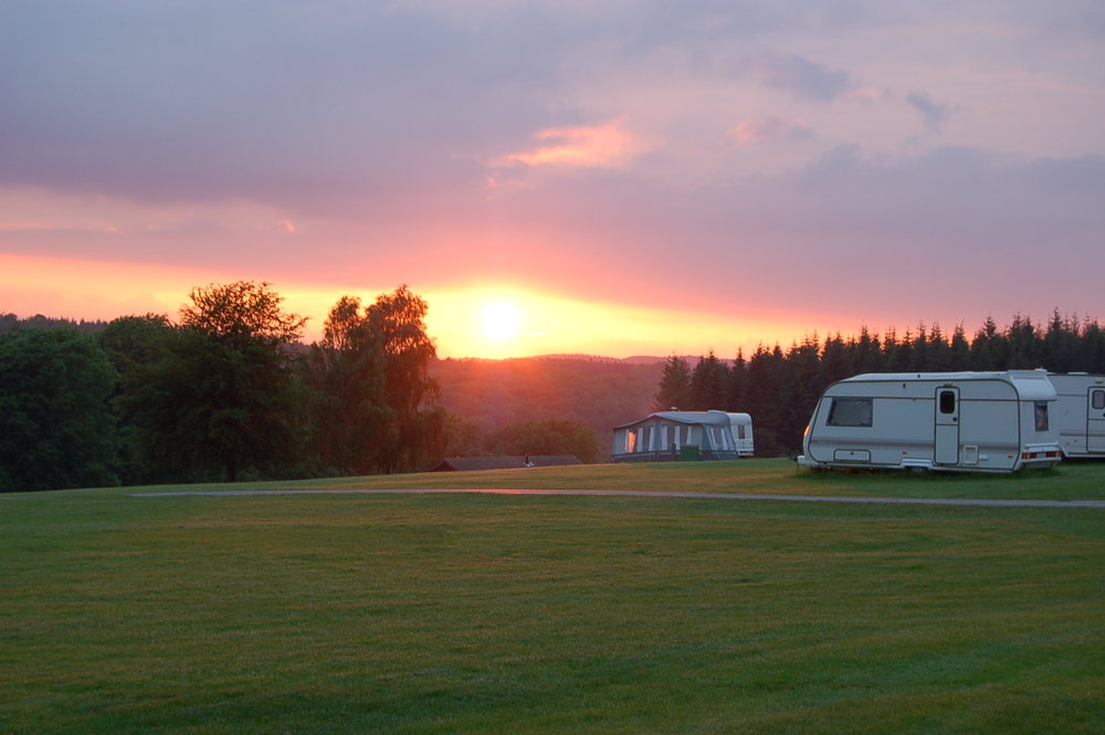 Bracelands Campsite - - Wye Valley & Forest of Dean Tourism