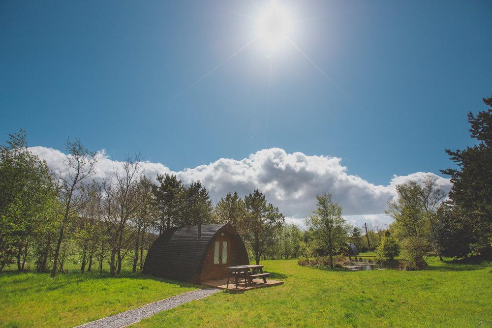 Lordstones Campsite - - Campstead.com