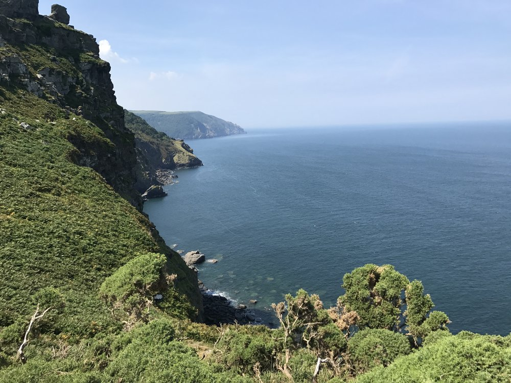 Exmoor coast - - The Rural Travel Guide