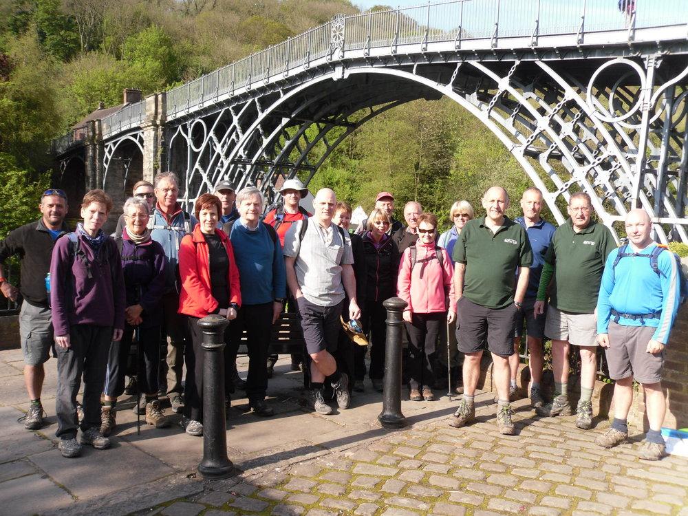 Ironbridge Gorge - - Supplied