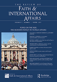 The Review of Faith & International Affairs