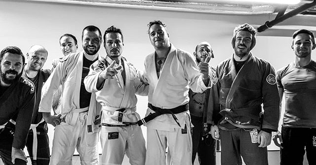 THE G∆NG™ #deltajiujitsu