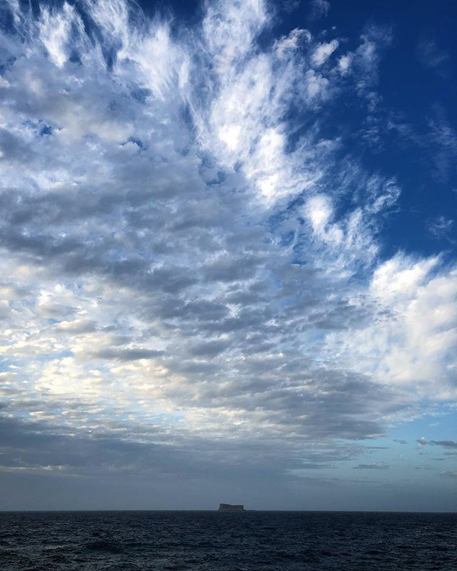 #filfla #malta #blu #clouds #sky #sunrise