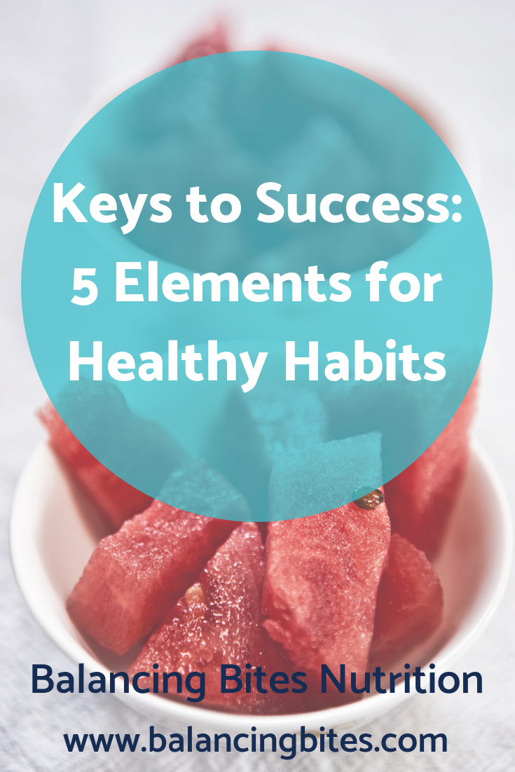 Keys to Success: 5 Elements for Healthy Habits - Balancing Bites Nutrition.png