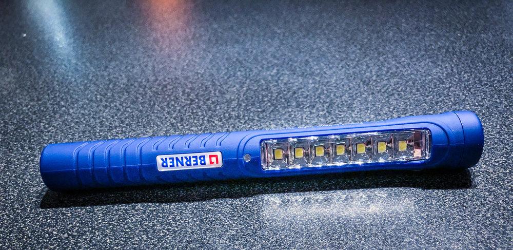 LED Mini Pocket - LED Mini Pocket Uppladdningsbar Mini USB NU 250 kr