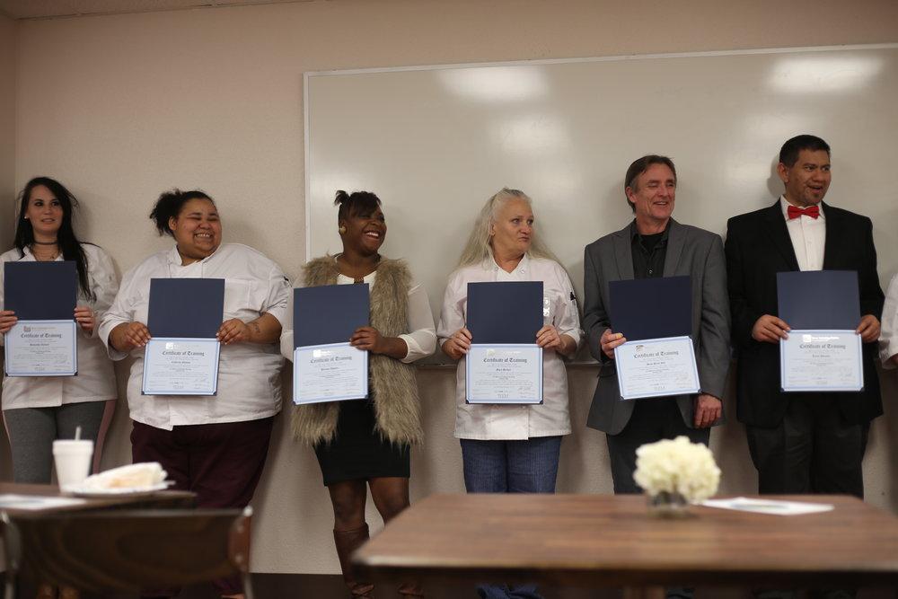 Culinary Graduates