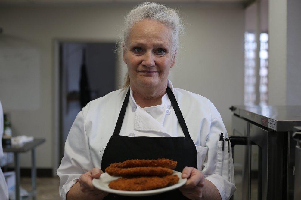 Chef Mary