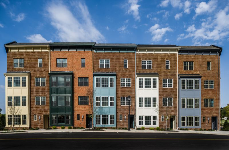 photo of Condominiums in the neighborhood of libbie mill - midtown