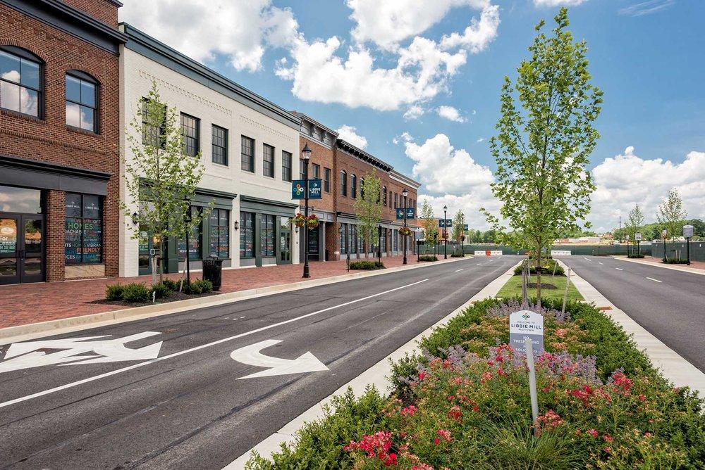 libbie mill east boulevard corridor