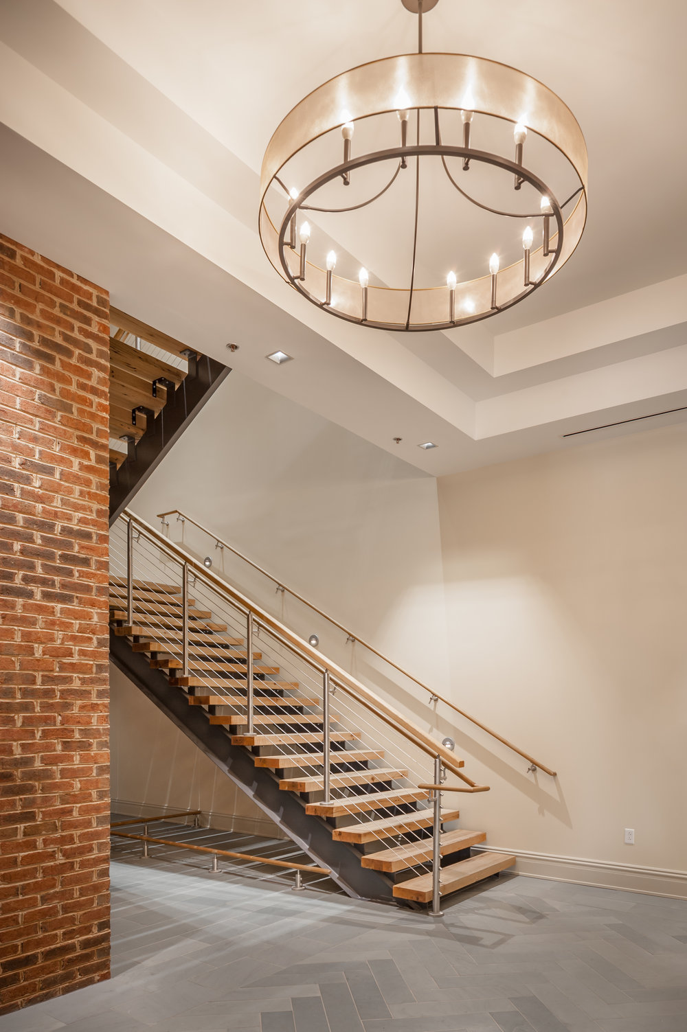 photo of lobby to emmer row office space