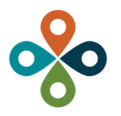 Libbie Mill Midtown Logo Stamp