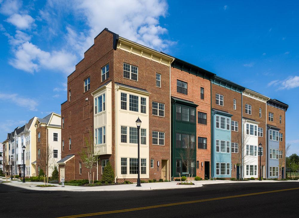 photo of condominium building