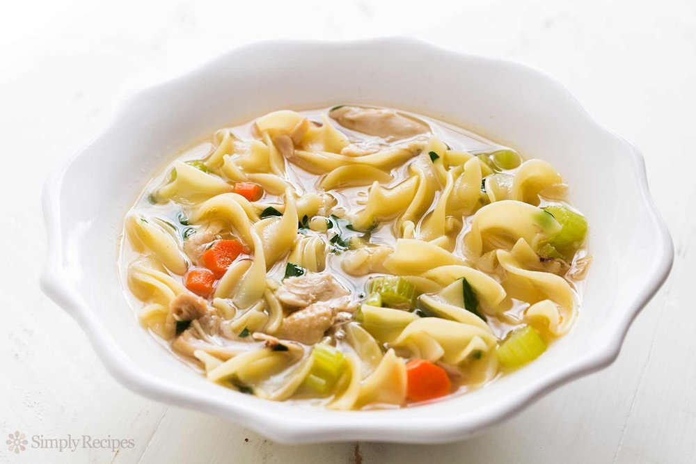 Chicken Noodle Soup  $5.99
