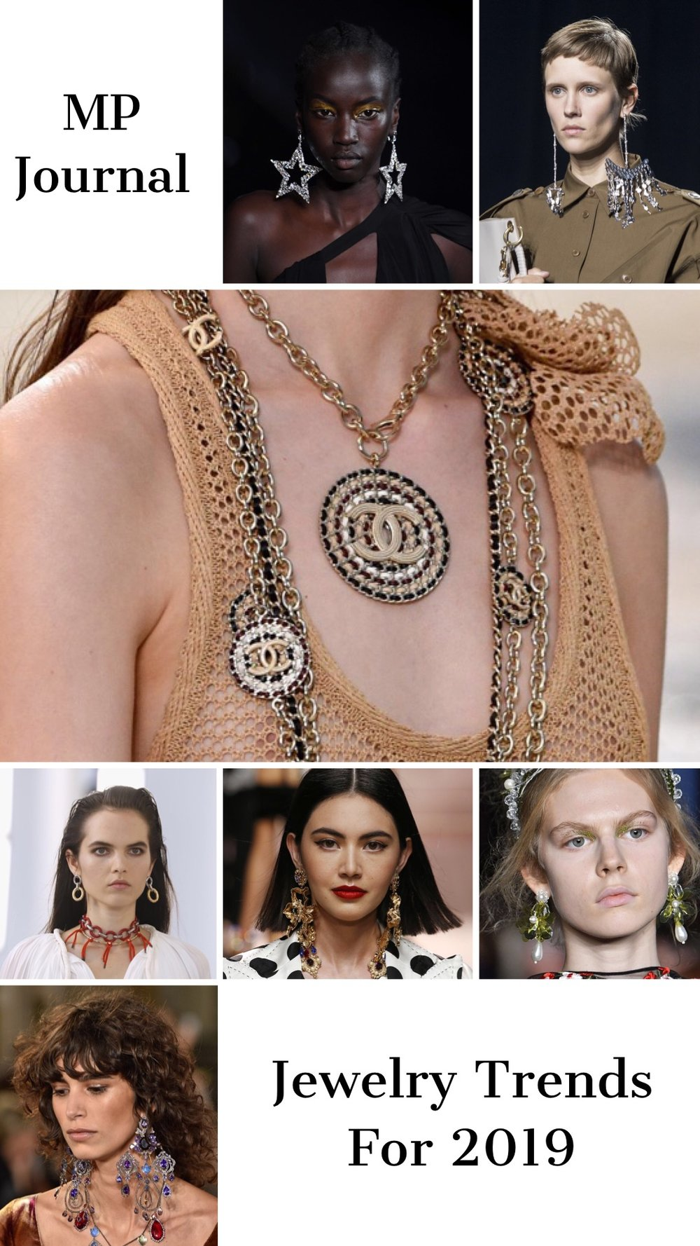 Jewelry Trends for 2019