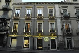 Gamba 1918 manifatture tessili realizzazioni contract service Hotel Etnea 454 Catalia Sicilia