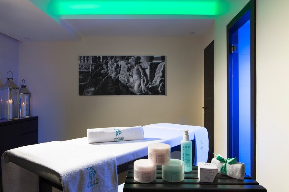 Hotel Artemide, Spa Artemìs - Roma