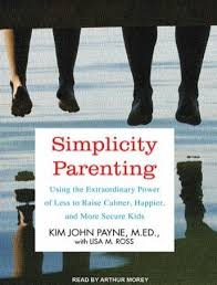 If you are tired, bone tired of the pressures that come with modern day parenting, this is the read for you.