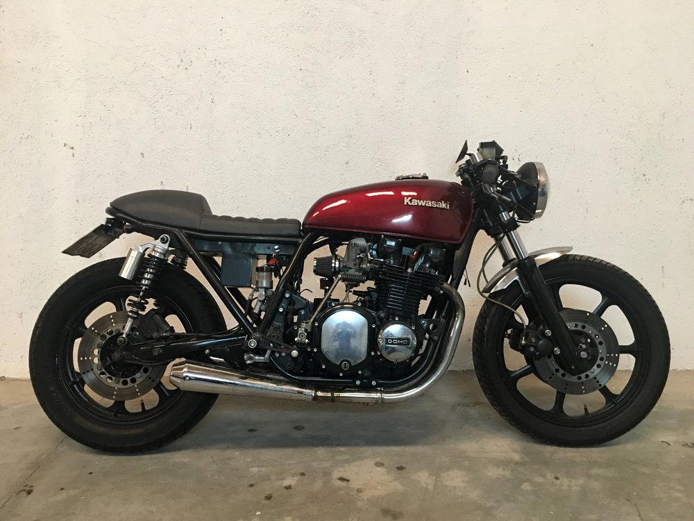 Kawasaki KZ 900 -