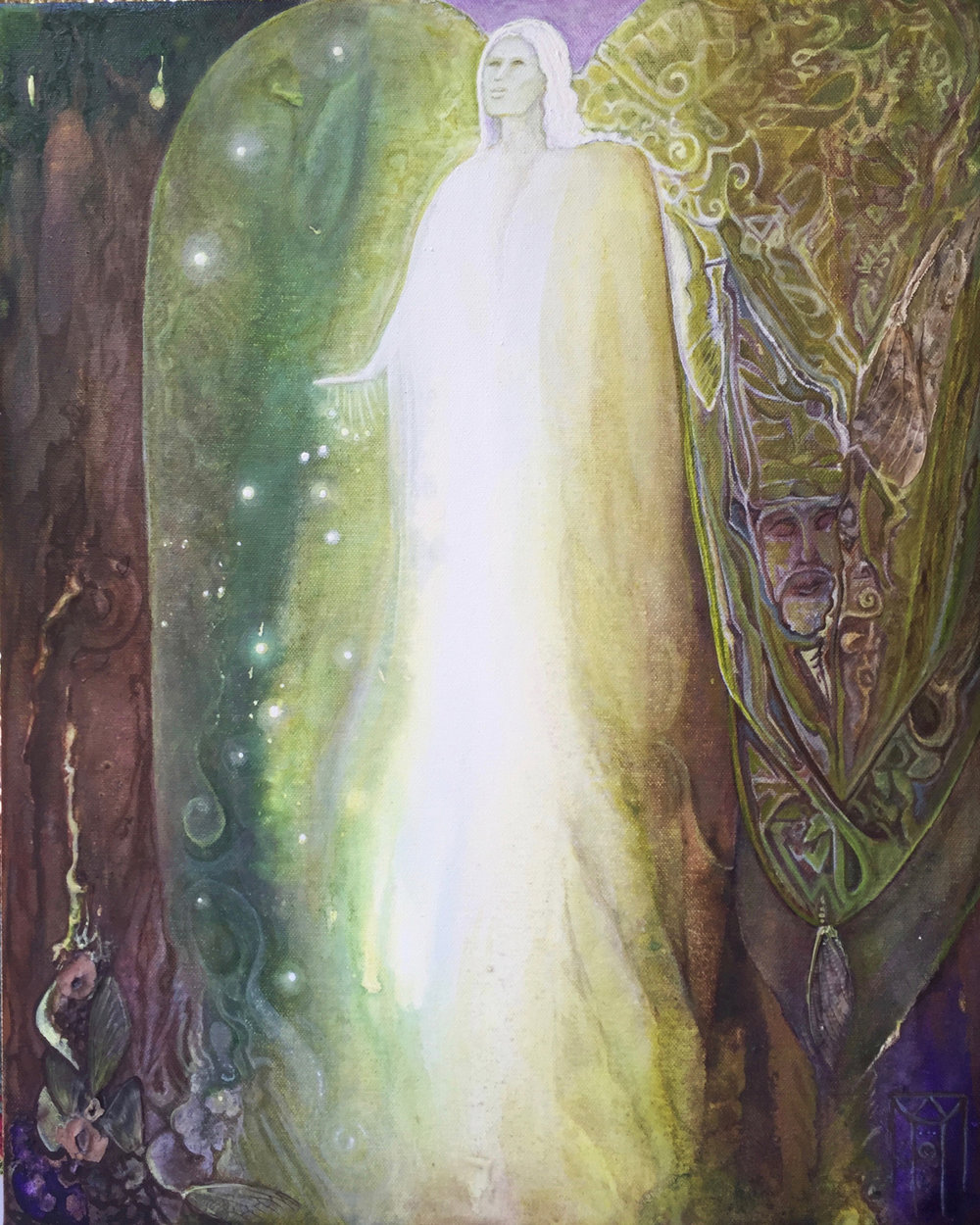 soul painting Lady of the Forest.jpg