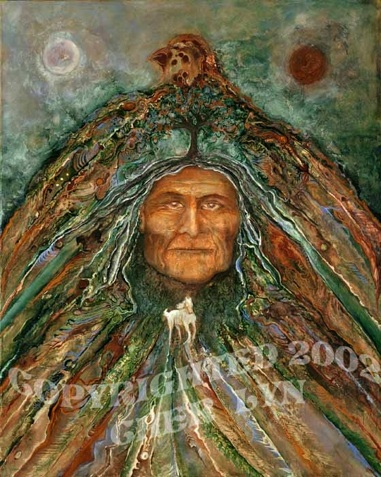 Geronimo Spiritbird