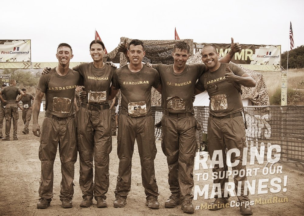 Virtual Run Marines