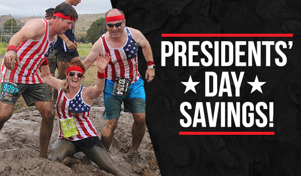 Presidents day savings