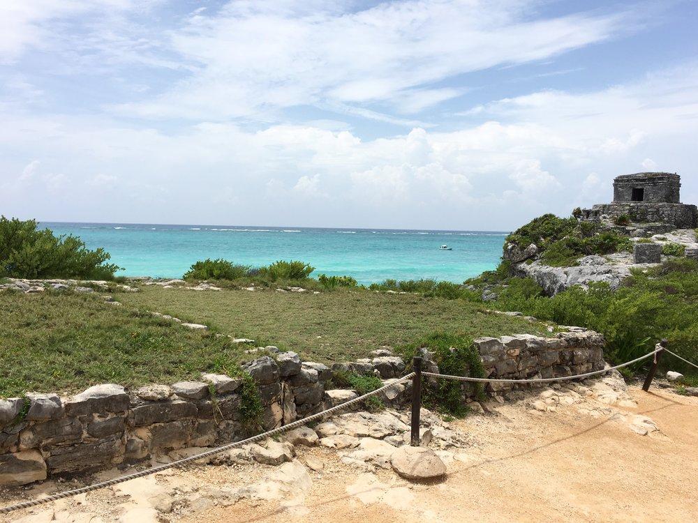 Tulum Ruins - The Kissters