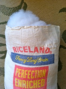 Rice Bag Pillow - The Kissters