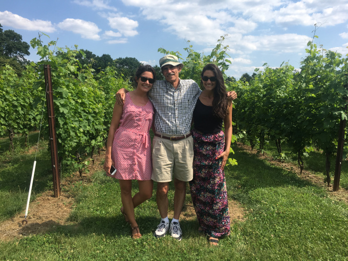 Grace Winery - The Kissters