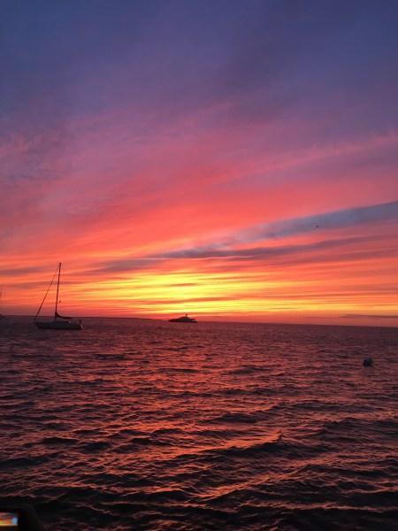 Hamptons Sunset - The Kissters