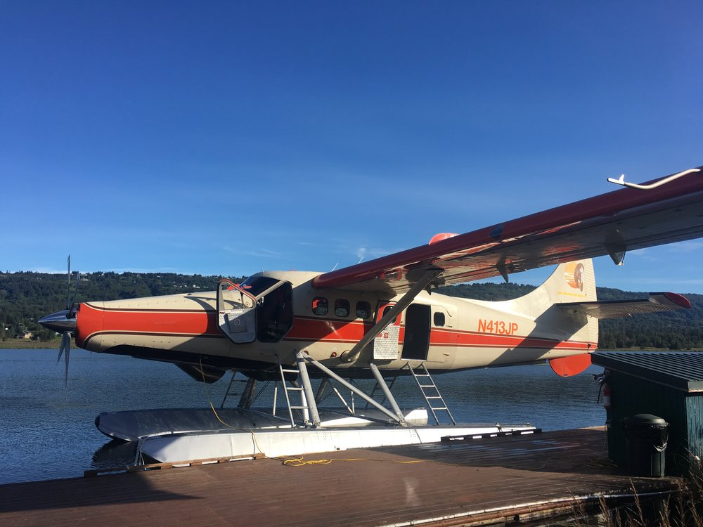 Homer Alaska Float Plane - The Kissters