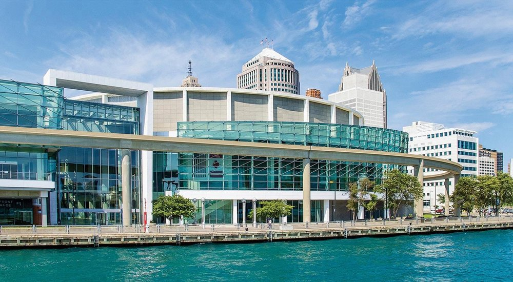 Photo Credit: Cobo Center