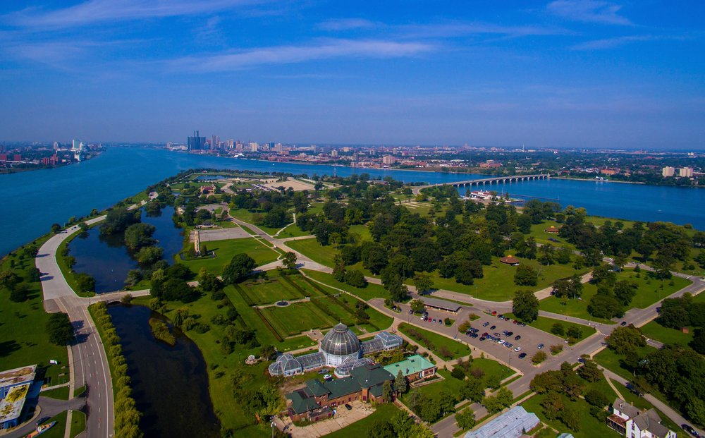 Belle Isle, Photo Credit: Vito Palmisano