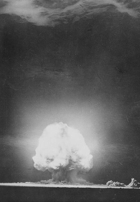 Charles Wales Wyckoff - Ivy Mike - az első hidrogénbomba