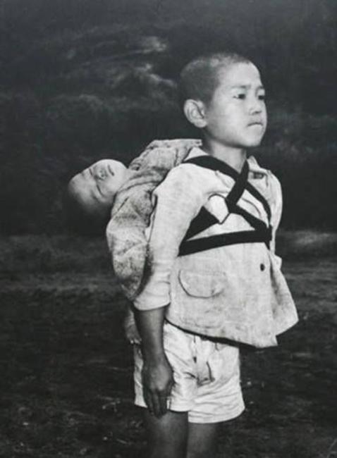 Joe O'Donnell - The boy in Nagasaki