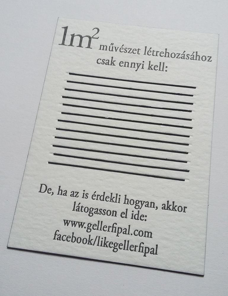 a flyer