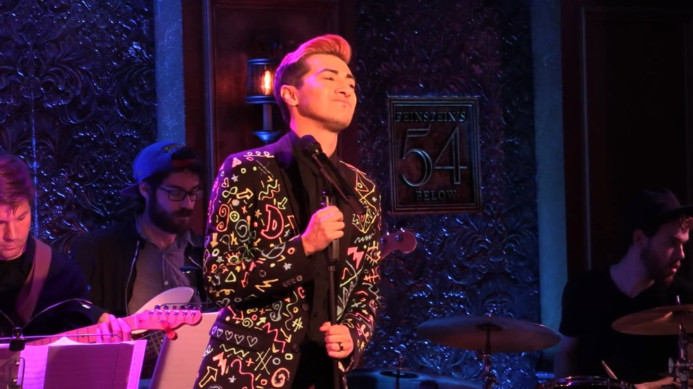 "Danny Marin: ""The Nicest B**ch You Know""  (54 Below)"