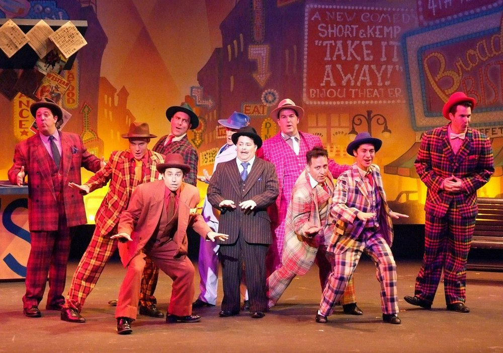 Guys & Dolls (The Norris Theatre)