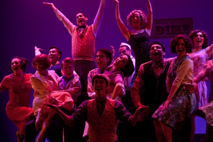 Reefer Madness (Burnight Center Theatre)