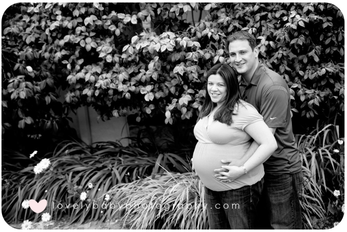 maternity photos sacramento