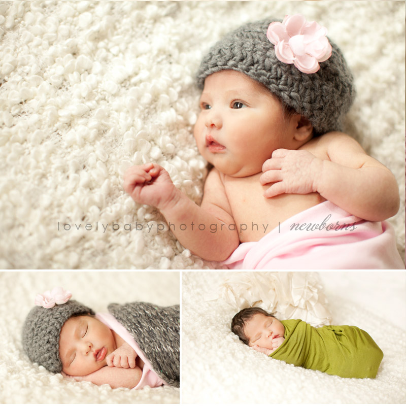 Sacramento Newborn Baby Photography