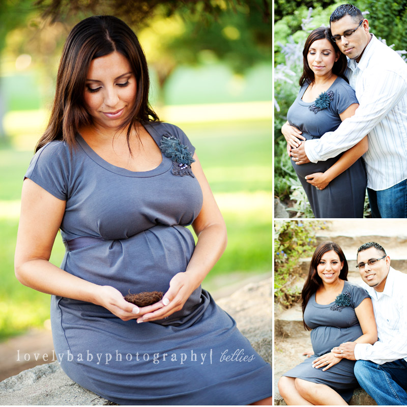 land park sacramento maternity photography session