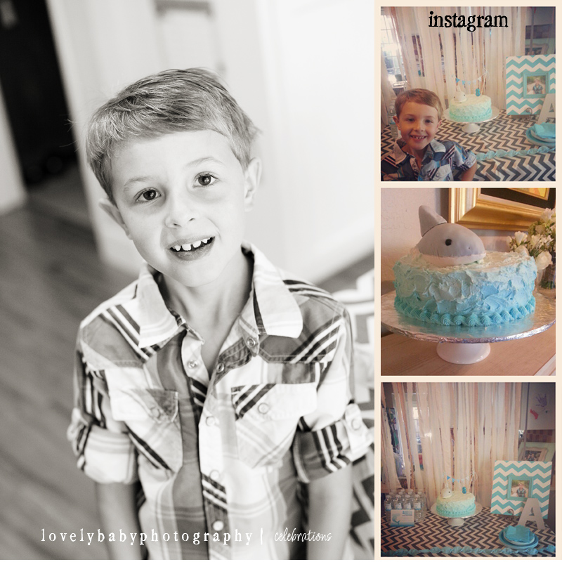 4 shark birthday party ideas