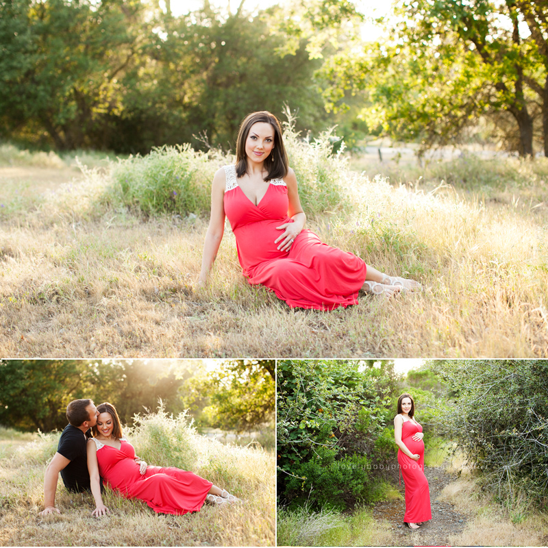 4 sacramento and fair oaks maternity photography