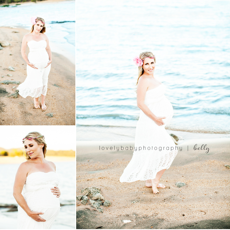 4 sacramento maternity and belly photography outdoors beach