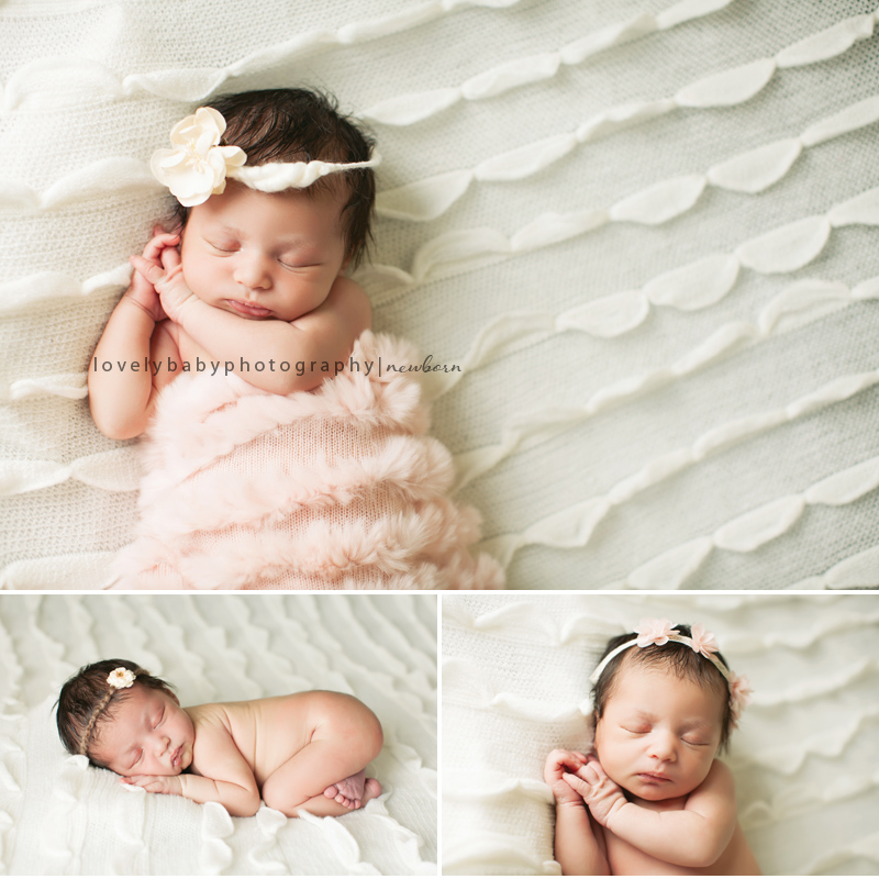 01 sacramento newborn baby girl photography