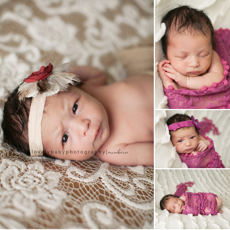 01 sacramento newborn baby studio portrait photography