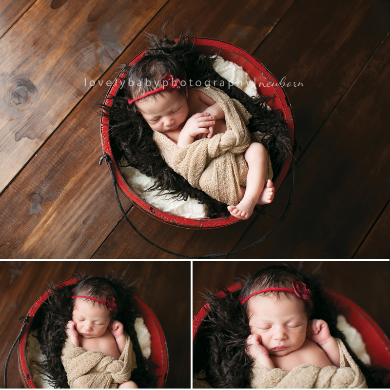 03 sacramento baby studio portrait photography