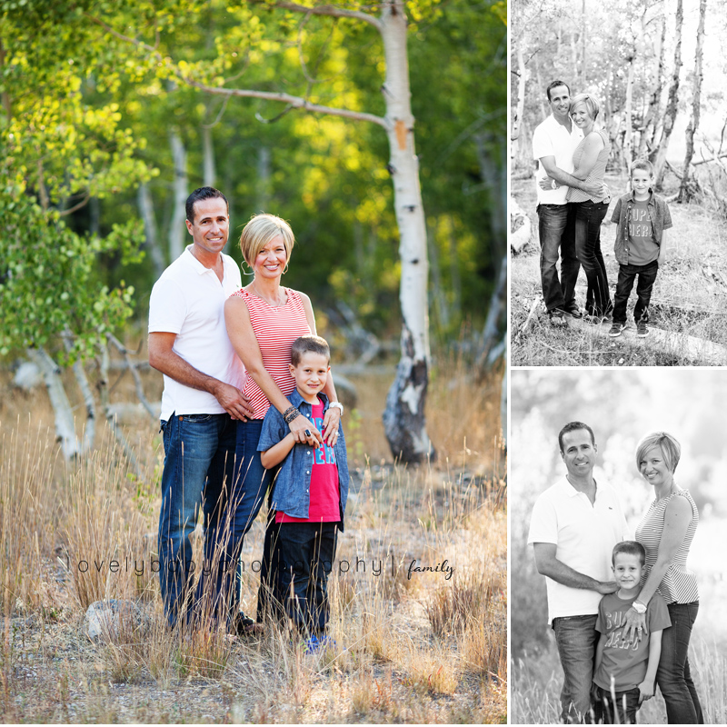 4 lake tahoe outdoor family photography