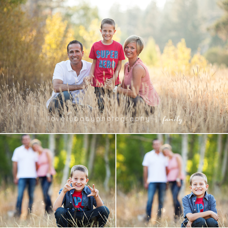 5 lake tahoe outdoor family photography